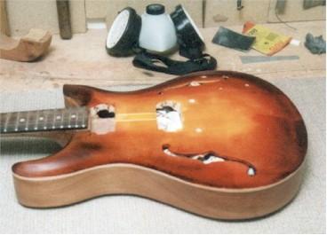 beschreibung des baues einer archtop gitarre seite 11. Black Bedroom Furniture Sets. Home Design Ideas